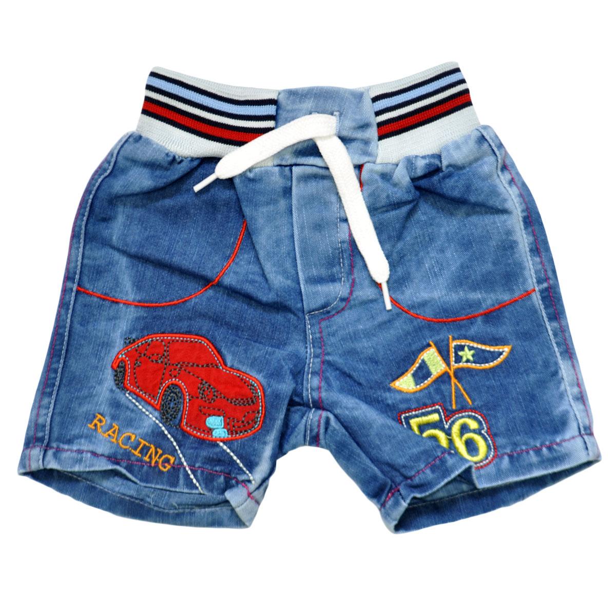 Джинсовые шорты мальчику