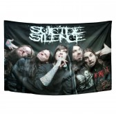 "Флаг ""Suicide Silence"""