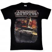 """Футболка подростковая """"Armored Warfare"""" -01"""