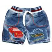 """Шорты джинсовые для мальчика """"Turbo Booster"""""""