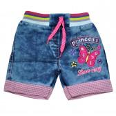 """Шорты джинсовые для девочки """"Princess"""""""