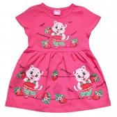 "Платье детское ""Strawberry"""