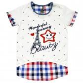 """Блузка подростковая """"Beauty"""""""
