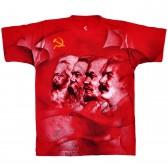 "Футболка ""Вожди пролетариата"""