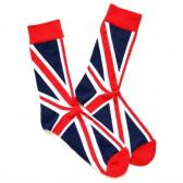 """Носки """"Британский флаг"""""""
