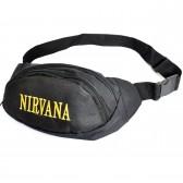 """Сумка на пояс """"Nirvana"""""""