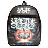 "Сумка-рюкзак ""Suicide Silence"""