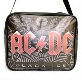 """Сумка-почтальонка """"AC/DC"""" -01"""