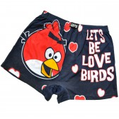 "Трусы мужские ""Lets be love birds"""