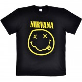 """Футболка """"Nirvana"""" (Smile)"""