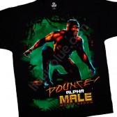 """Футболка """"Alpha Male-Tna Wrestling"""" (США)"""