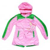 """Куртка-ветровка детская с подкладкой """"Bala Tree"""" -04 (для девочки)"""