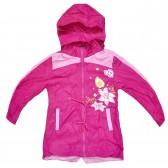 """Куртка-ветровка детская с подкладкой """"Bala Tree"""" -03 (для девочки)"""