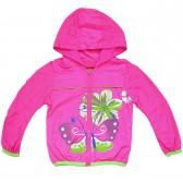 """Куртка-ветровка детская с подкладкой """"Bala Tree"""" -09 (для девочки)"""