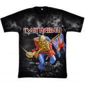 """Футболка """"Iron Maiden"""" (тотал)"""