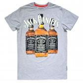 """Футболка """"Jack Daniels"""" (grey)"""