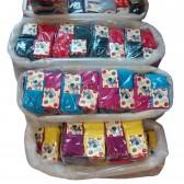 Колготки детские, трикотажные Elegant Socks, оптом (мешок 200 шт.)