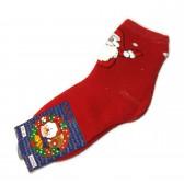 """Носки """"Дед Мороз"""" (red)"""