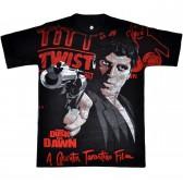 "Футболка ""Tarantino Film: From Dusk Till Dawn"" (тотал)"