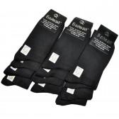 """Набор мужских носков 12 пар """"Байвей"""" (массажный эффект, хлопок, темный)"""