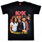 "Футболка ""AC/DC"" (Highway to Hell)"