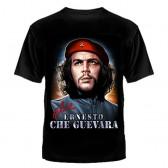 """Футболка с рисунком """"Ernesto Che Guevara"""""""