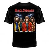 """Футболка с рисунком """"Black Sabbath"""""""