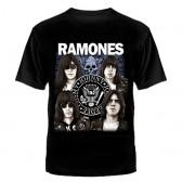 """Футболка с рисунком """"Ramones"""""""