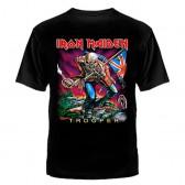 """Футболка с рисунком """"Iron Maiden"""""""
