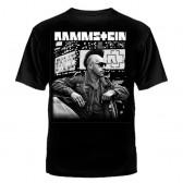 """Футболка с рисунком """"Rammstein punk"""""""