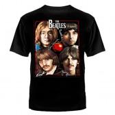 """Футболка с рисунком """"The Beatles"""""""