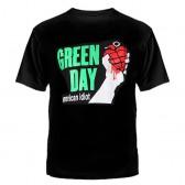 """Футболка с рисунком """"Green Day"""""""