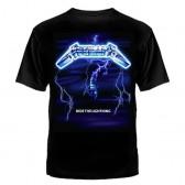 """Футболка с рисунком """"Metallica"""" (ride the lightning)"""