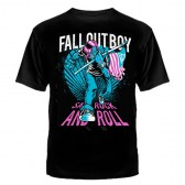 "Футболка с рисунком ""Fallout boy"""