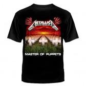 """Футболка с рисунком """"Metallica"""" (Master oe Puppets)"""