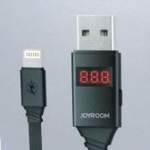 """Умный провод с датчиками """"JoyRoom"""" с дисплеем"""