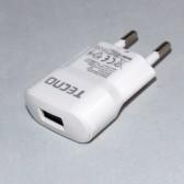 "Адаптер 220 вольт, USB ""Tehno"" 750 mA"