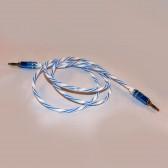 AUX кабель 3.5 мм, силикон