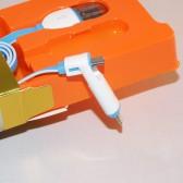 """DATA кабель 100 см """"Remax"""" Emy MY-440 (2 в 1, универсальный)"""