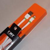 "DATA кабель 100 см ""Remax"" Emy MY-445  (для iPhone)"