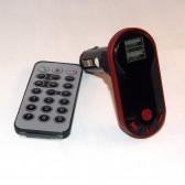 Авто FM-модулятор с Bluetooth
