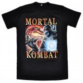 """Футболка детская """"Mortal Kombat"""""""