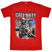 "Футболка детская ""Call of Duty"""