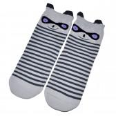 "Носки женские ""Kawaii"" (Blue eyes) комплект 2 пары"