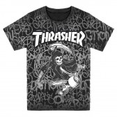"Футболка ""Trhrasher"" -20 (опт под заказ)"