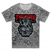 "Футболка ""Trhrasher"" -22 (опт под заказ)"