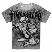"Футболка ""Trhrasher"" -24 (опт под заказ)"