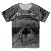 """Футболка """"Metallica"""" (опт под заказ)"""
