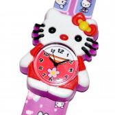 "Часы детские, настоящие ""Hello Kitty"" -02"