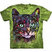 "Футболка ""Watchful Cat"" (США)"